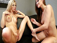 Jana Jordan And Dani Daniels Are
