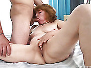 Nasty Grannies Has Unforgettable Sex Fun While Her Old Husband I
