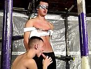 Teen Boy Bondage And Gay Twink Genital New Boy Brodie Wanked