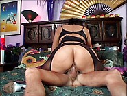 Spicy Mature Brunette Fucks Hot Stud