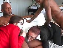 Tall Black Bulls Jonjon And Prince Yahshua With Meaty Monster Co