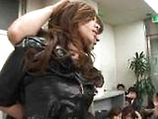 Japaneses Undercover Female Cop Raped