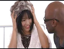 Hitomi Ebihara Fucks Black And Then Gangbanged By 20 Japanese