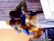 Desi Girl Forced To Strip By Her Boyfriend