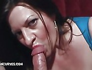Pov Maria Moore Tit Fucks Your Cock