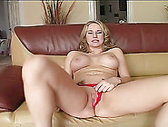 Cassidy Blue Has A Great Time Making A Black Guy Cum Hard