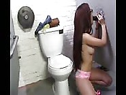 Glory Hole Interracial