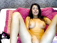 Sexy Perfect Tits Dildos Her Pussy Till She Squirts