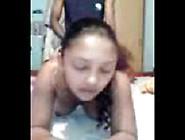 Curly Haired Chennai Teen College Girl Sensual Fucking