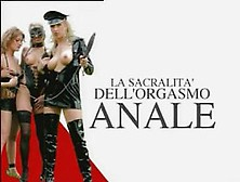 La Sacralita' Dell' Orgasmo Anale - Full Italia Movie S88
