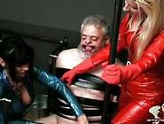 Cock-Tortured Captive