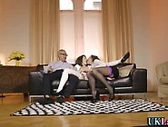 Cum Swapping Heeled Babes Video