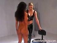 Hot Lesbian Otk Spanking