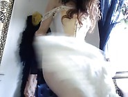 Sexy Teen Shows Me Her Corset On Web