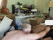 My Neighbors Black Wife Lets Me Eat And Fuck Her. Flv