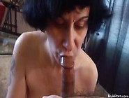 Ambrosial Mature Woman Comes With A Blowjob
