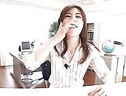 Tanaka Aya - Bukkake Cum In Mouth