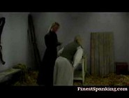 Scandanavian Spanking Punishment Video