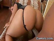 Monster Black Cock For Big Butt Ebony