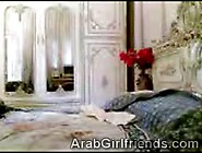 Hidden Camera Tapes Amateur Arab Couple