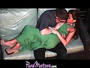 Puremature Seductive Mom Alison Star Gets Banged On Romantic