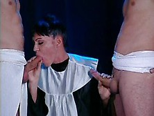 Hot Dark Haired Slut Nice Ass
