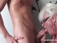 Teen Dude Fucking Mature Cunts In A Row
