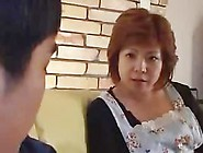 Japanese Milf Fucks Young Guy Hard And Loud