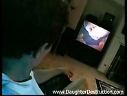 Cute Teen Sweety Gets Her Tight Ass Boned By Angrydaughterfuckin
