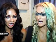 Butcher Babies Talk Heavy Metal,  Mosh Pits And Inf