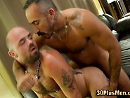 Ass Drilling Muscly Gay Bears