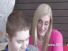 Darryl Hanah & Shyla Jameson Sweet Schoolgirl And Her Milf M