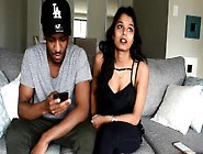 Blindian Couple - Jerome (Jamaican Man) & Nithisha (Sri Lankan T