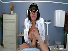 Busty Doctor Is Being Banged Hard