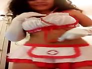 Enfermeira Nurse Booty