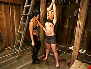 Asian Diva Dragon Lily Is Painsulting Jolene