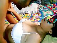 Indian Model Savita Is Getting Drilled