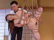 Asian Yui Hatano Gets Tied Up And Tortured In Bondage Bdsm