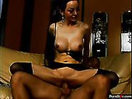 Mesmerizing Asian Sexpot Angie Venus Rides Really Fat Long Cock