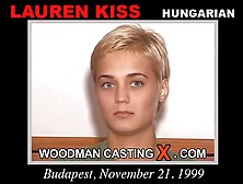 Woodman Casting X - Lauren Kiss