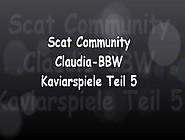 Claudias Bbw Kaviar Spiele Teil 5