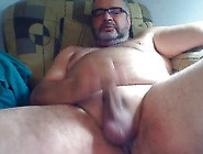 Daddy Strokes And Cum