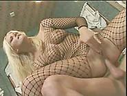 Ostry Anal Z Blond Cycatką