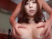 Raw And Untamed Blowjob From Stunning Japanese Chick