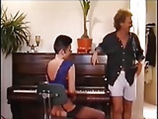 Susanna Lerch - Burning Clit - Creampie Surprise
