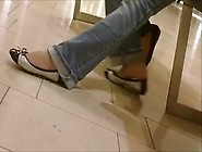 Candid Oriental Immatures Hot Shoeplay And Feet