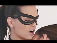 Tomb Raider X Catwoman Lesbian Porn