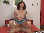 Slutty Mom Films Her New Sexual Conquest - Her Daughter's F