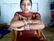 Indian Babe Getting A Piece Of A Dick In A Video