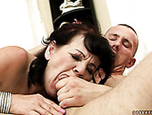 Ample Ardent Bbw Gets Her Hairy Pussy Nailed Hard In Missionary